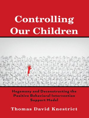 cover image of Controlling Our Children