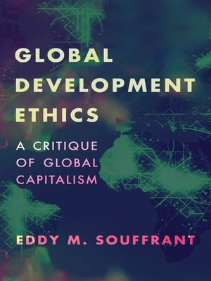 cover image of Global Development Ethics