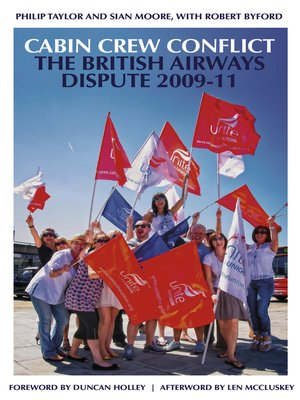 cover image of Cabin Crew Conflict