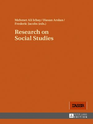 cover image of Research on Social Studies