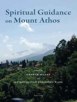 cover image of Spiritual Guidance on Mount Athos