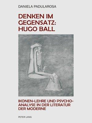 cover image of Denken im Gegensatz