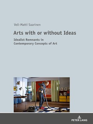 cover image of Arts with or without Ideas