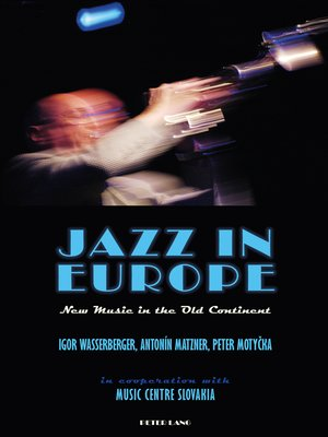 cover image of Jazz in Europe