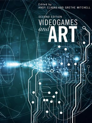 cover image of Videogames and Art