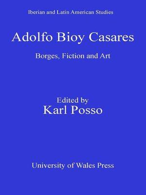 cover image of Adolfo Bioy Casares