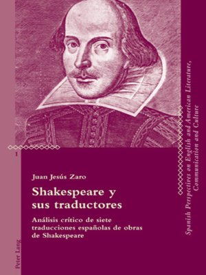 cover image of Shakespeare y sus traductores