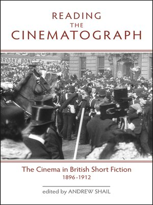 cover image of Reading the Cinematograph