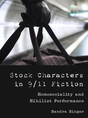 cover image of Stock Characters in 9/11 Fiction
