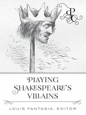 cover image of Playing Shakespeare's Villains
