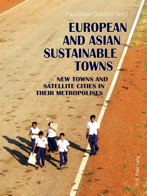 cover image of European and Asian Sustainable Towns