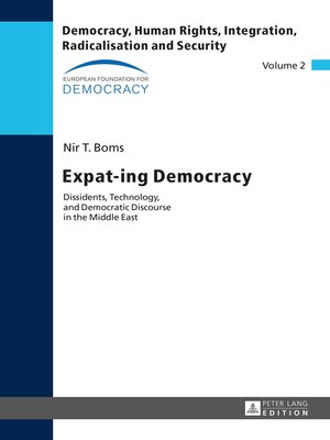 cover image of Expat-ing Democracy