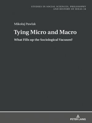cover image of Tying Micro and Macro