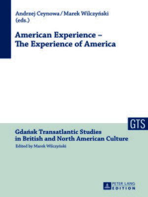 cover image of American Experience  the Experience of America