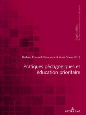 cover image of Pratiques pédagogiques et éducation prioritaire
