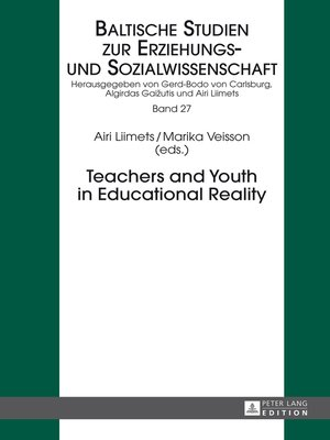 cover image of Teachers and Youth in Educational Reality
