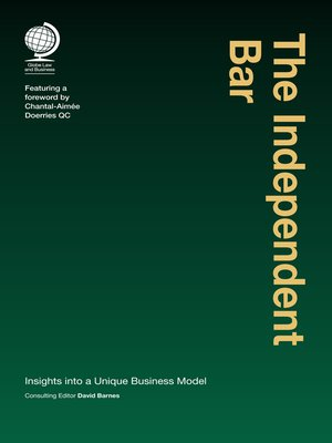 cover image of The Independent Bar