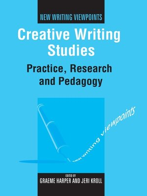 text creative writing as research study
