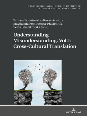 cover image of Understanding Misunderstanding. Volume1