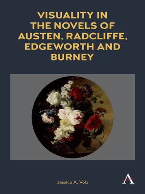 cover image of Visuality in the Novels of Austen, Radcliffe, Edgeworth and Burney
