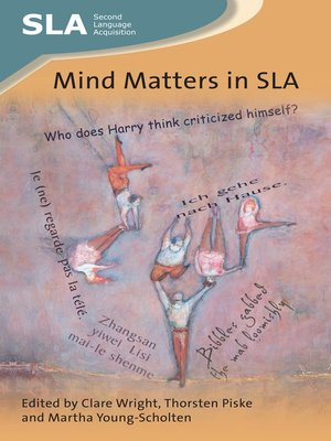 cover image of Mind Matters in SLA