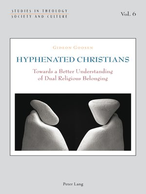 cover image of Hyphenated Christians