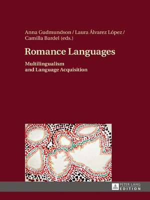 cover image of Romance Languages