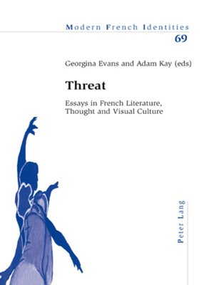 cover image of Threat