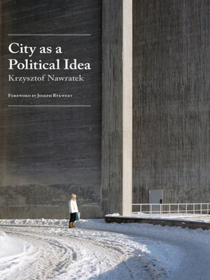 cover image of City as a Political Idea