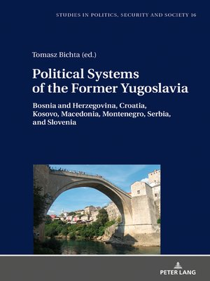 cover image of Political Systems of the Former Yugoslavia