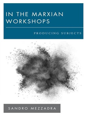 cover image of In the Marxian Workshops