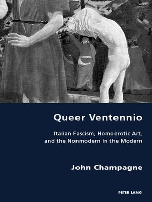 cover image of Queer Ventennio