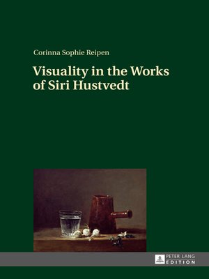 cover image of Visuality in the Works of Siri Hustvedt