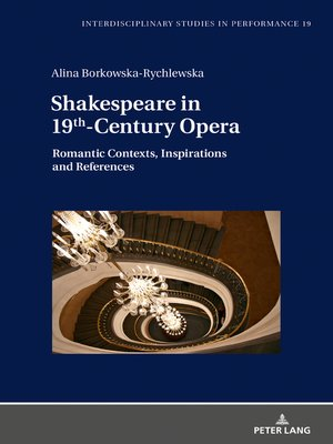 cover image of Shakespeare in 19th-Century Opera
