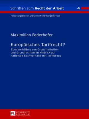 cover image of Europaeisches Tarifrecht?
