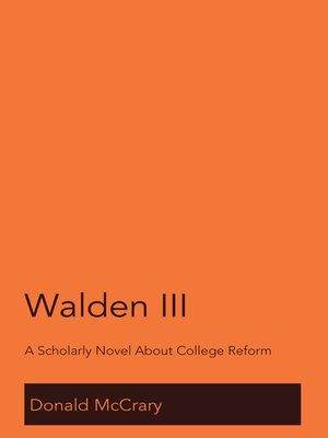 cover image of Walden III