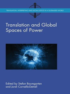 cover image of Translation and Global Spaces of Power