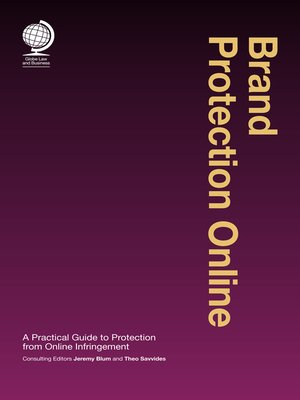 cover image of Brand Protection Online