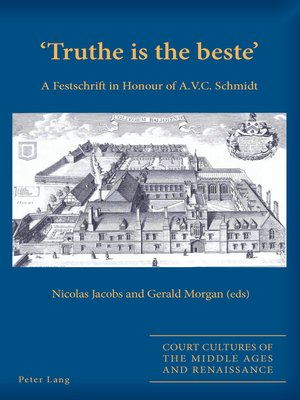 cover image of 'Truthe is the beste'