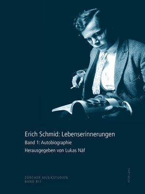 cover image of Erich Schmid