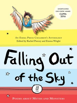 cover image of Falling Out of the Sky