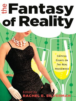 cover image of The Fantasy of Reality