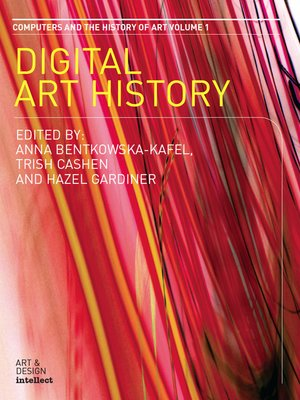 cover image of Digital Art History