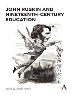 cover image of John Ruskin and Nineteenth-Century Education