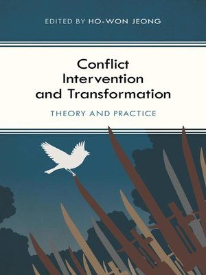 cover image of Conflict Intervention and Transformation