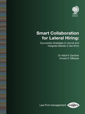 cover image of Smart Collaboration for Lateral Hiring