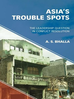 cover image of Asias Trouble Spots