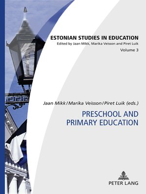 cover image of Preschool and Primary Education