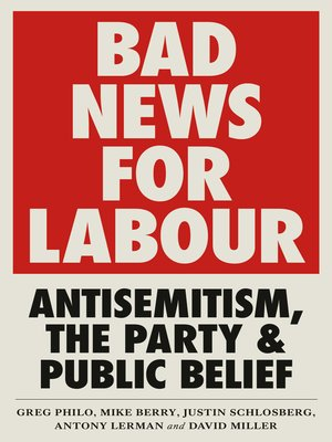 cover image of Bad News for Labour