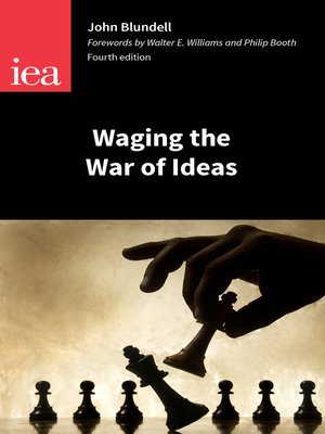 cover image of Waging the War of Ideas